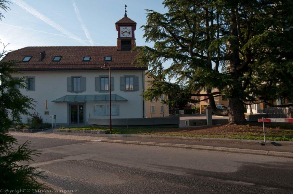 Municipio di Denges