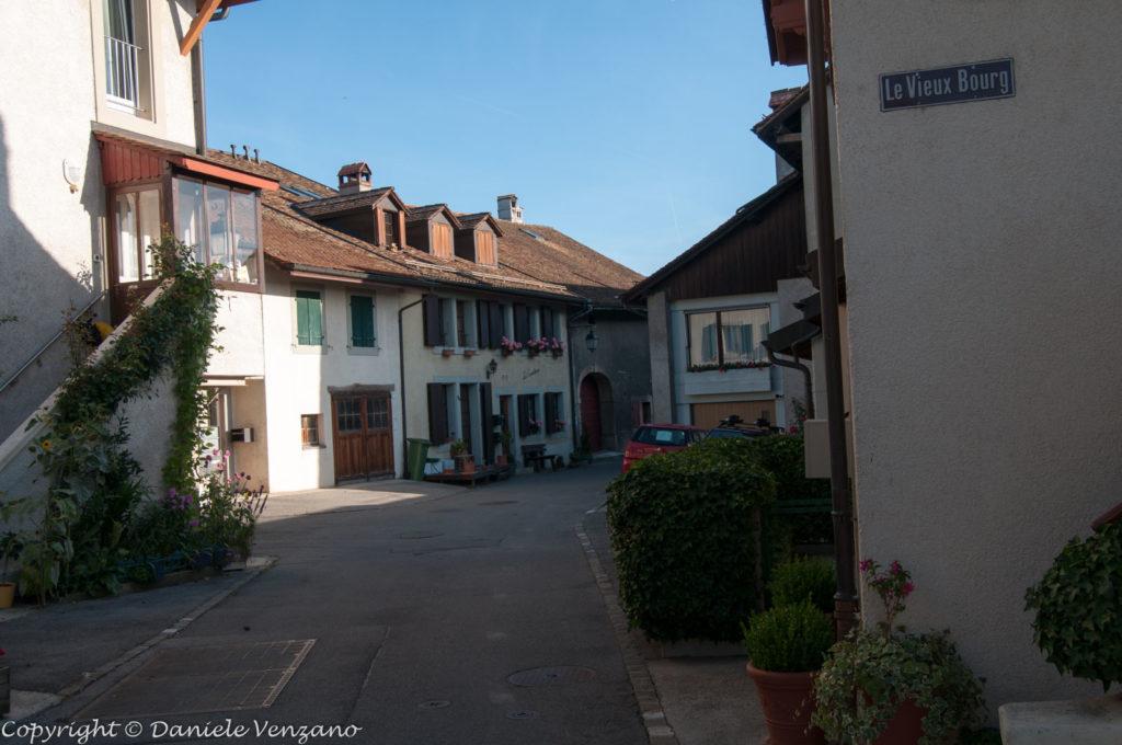 Villaggio storico